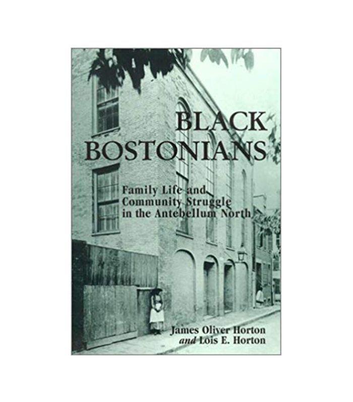 Black Bostonians by James Oliver Horton; Lois E. Horton