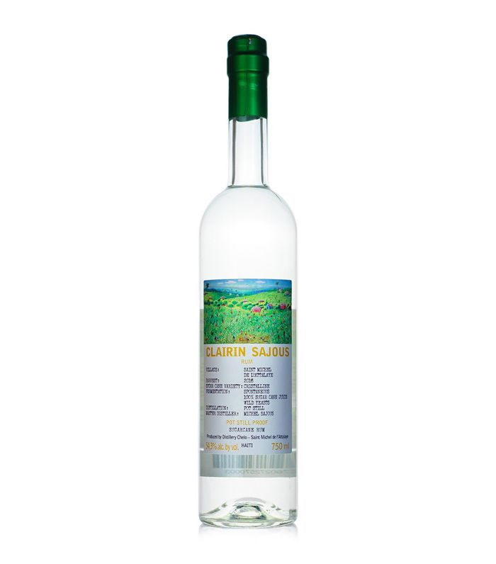 Clarin Sajous Distillery Chelo Haitian Rum