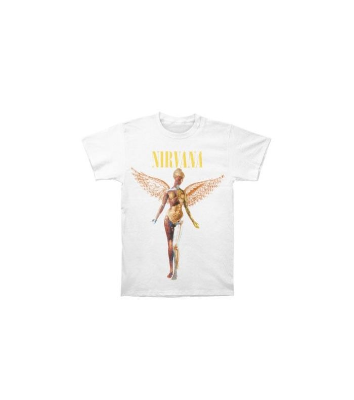 Nirvana In Utero T-Shirt
