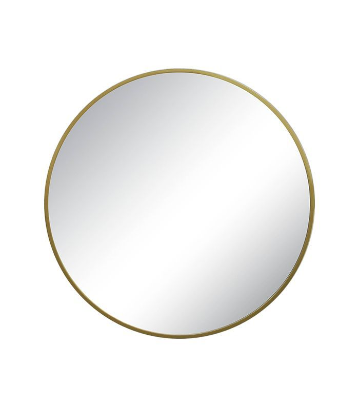 Target Round Decorative Wall Mirror