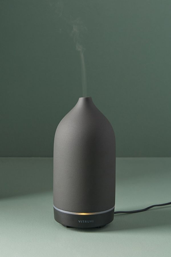 Black Stone Essential Oil Diffuser