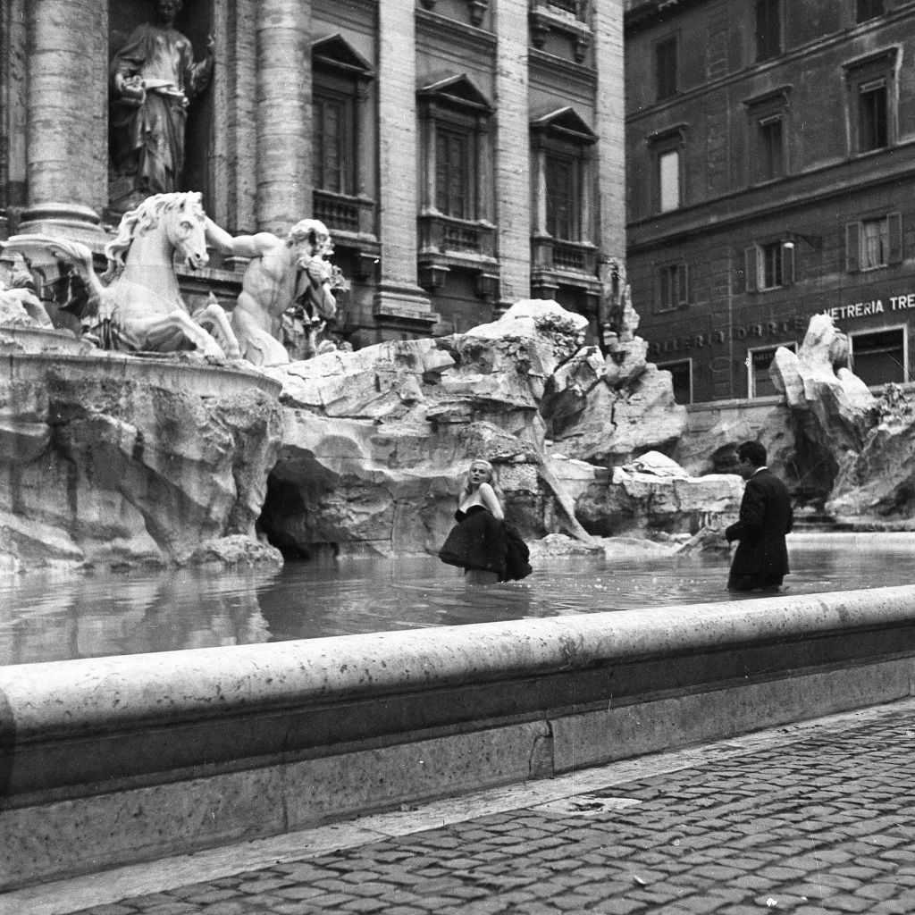 best black and white movies - la dolce vita