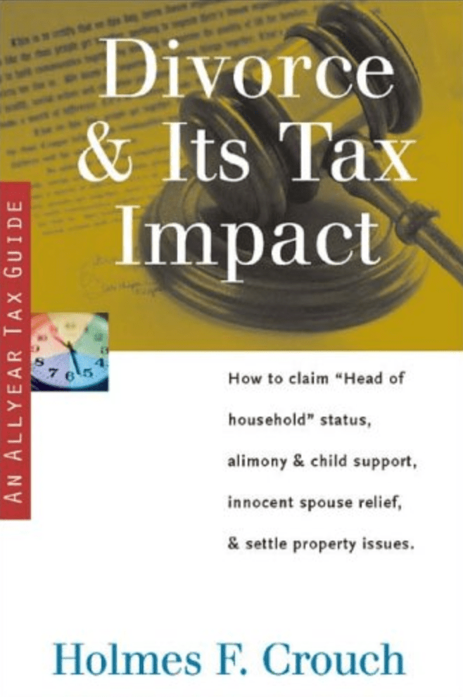 divorce and its tax impact