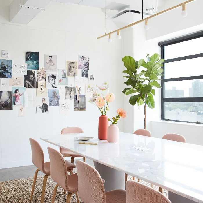 NYC Girls Love This Brooklyn Jewelry Store—See Its Insanely Chic Office