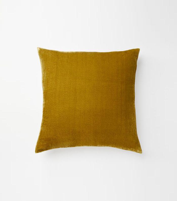 Lush Velvet Pillow Cover