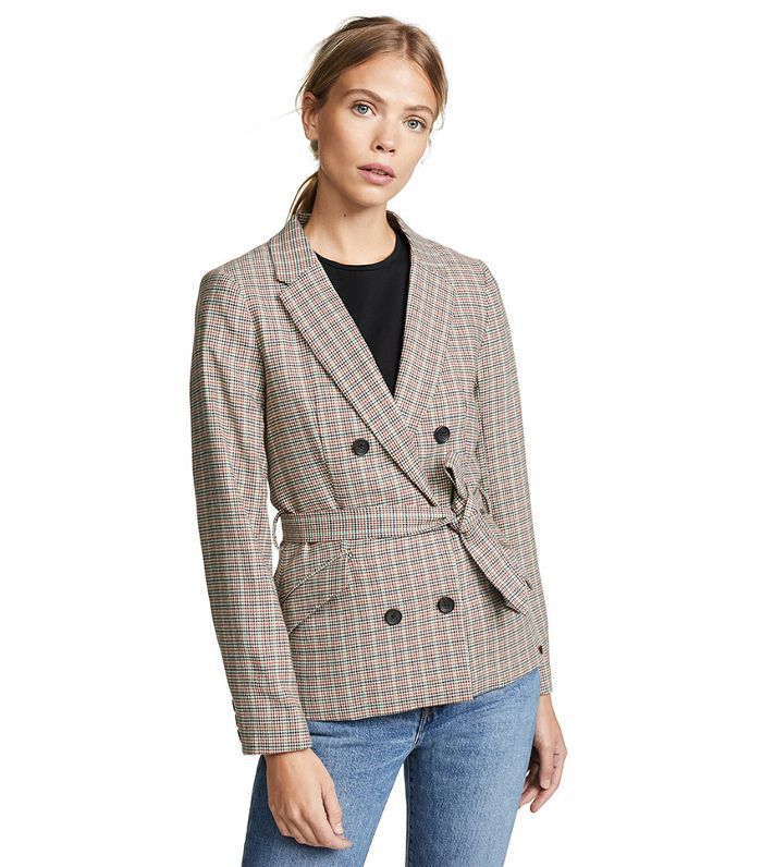 Scotch & Soda x Maison Scotch Double Breasted Blazer