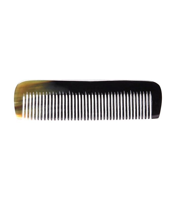 Redecker Natural Horn Small Toothed Comb