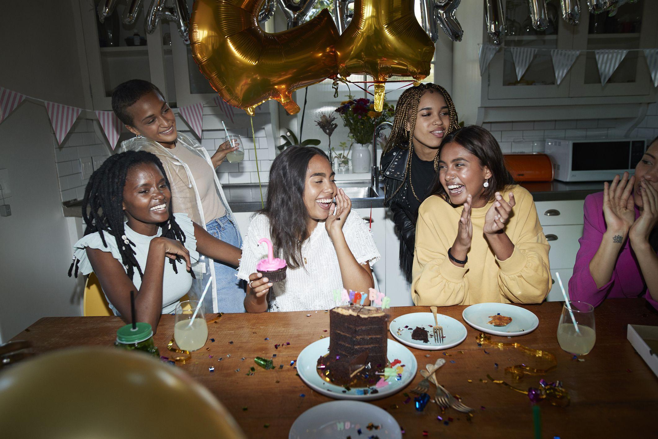 15 Ways To Celebrate A 21st Birthday Party