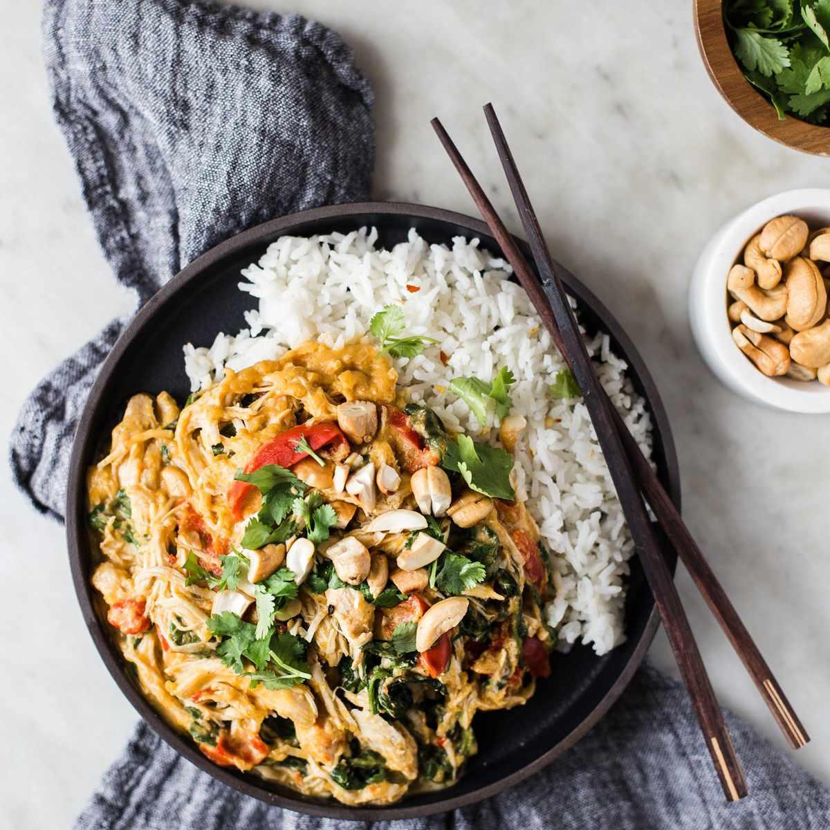 Recetas indias de olla de cocción lenta: lo moderno adecuado