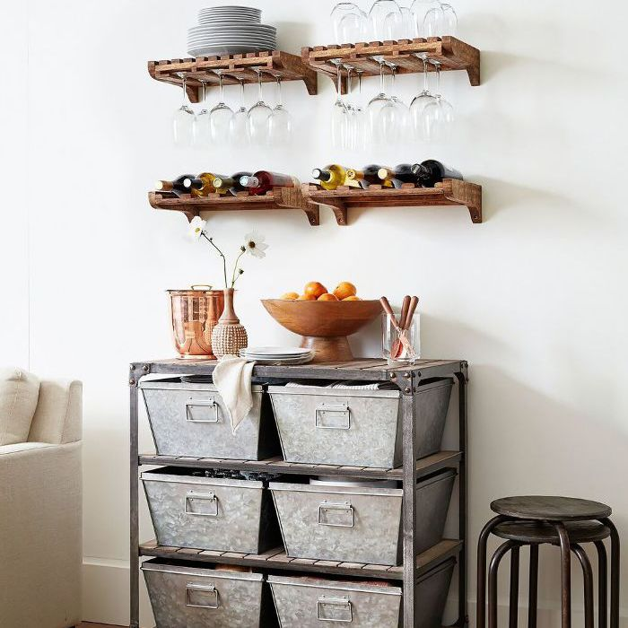 how to decorate a small space kitchen