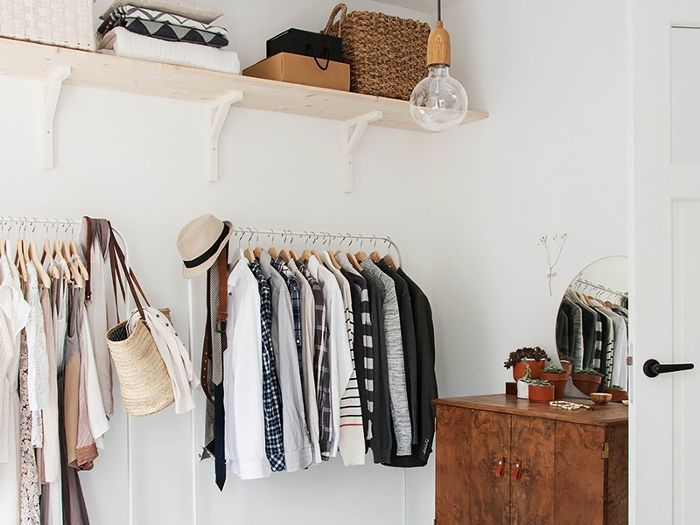 How to Organize a Tiny Bedroom