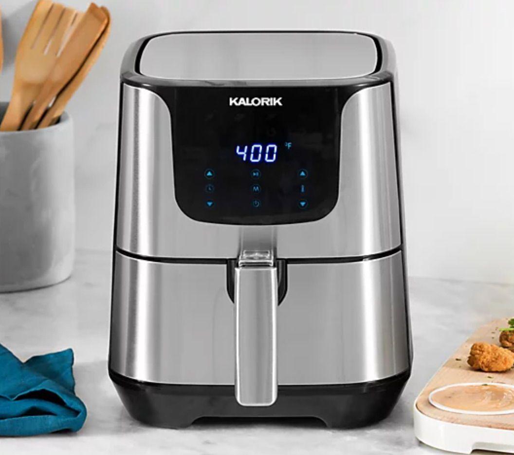 Kalorik 5.3-Quart Air Fryer Pro XL