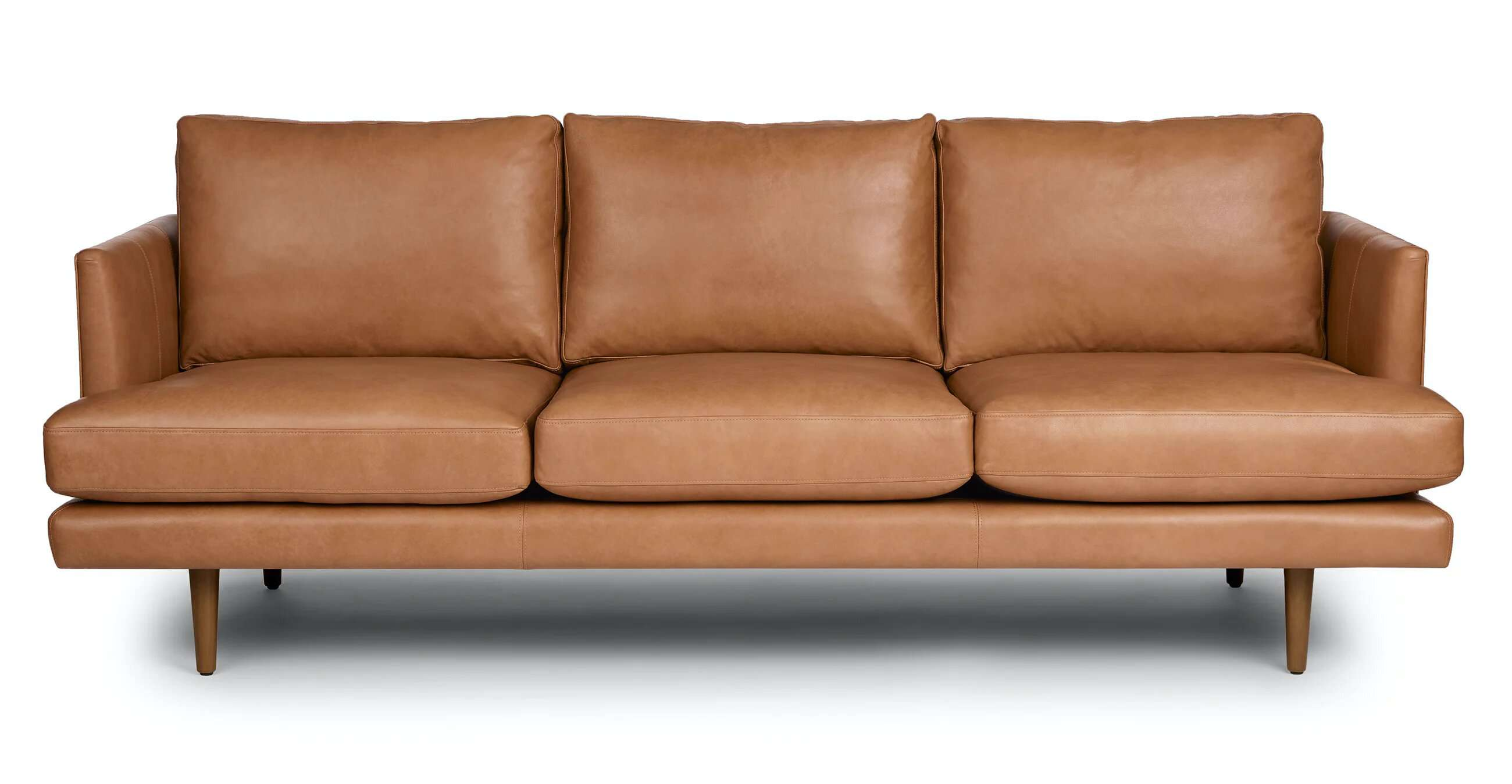 Article Burrard Leather Couch