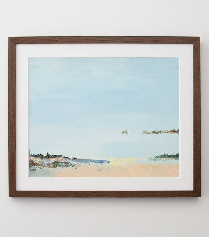 Nicole Berlin Serene Bay Print