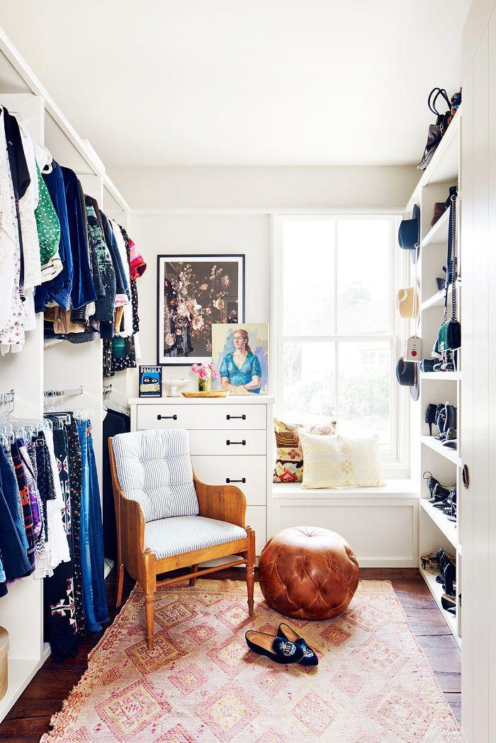 Brooklyn Decker's Cozy Closet