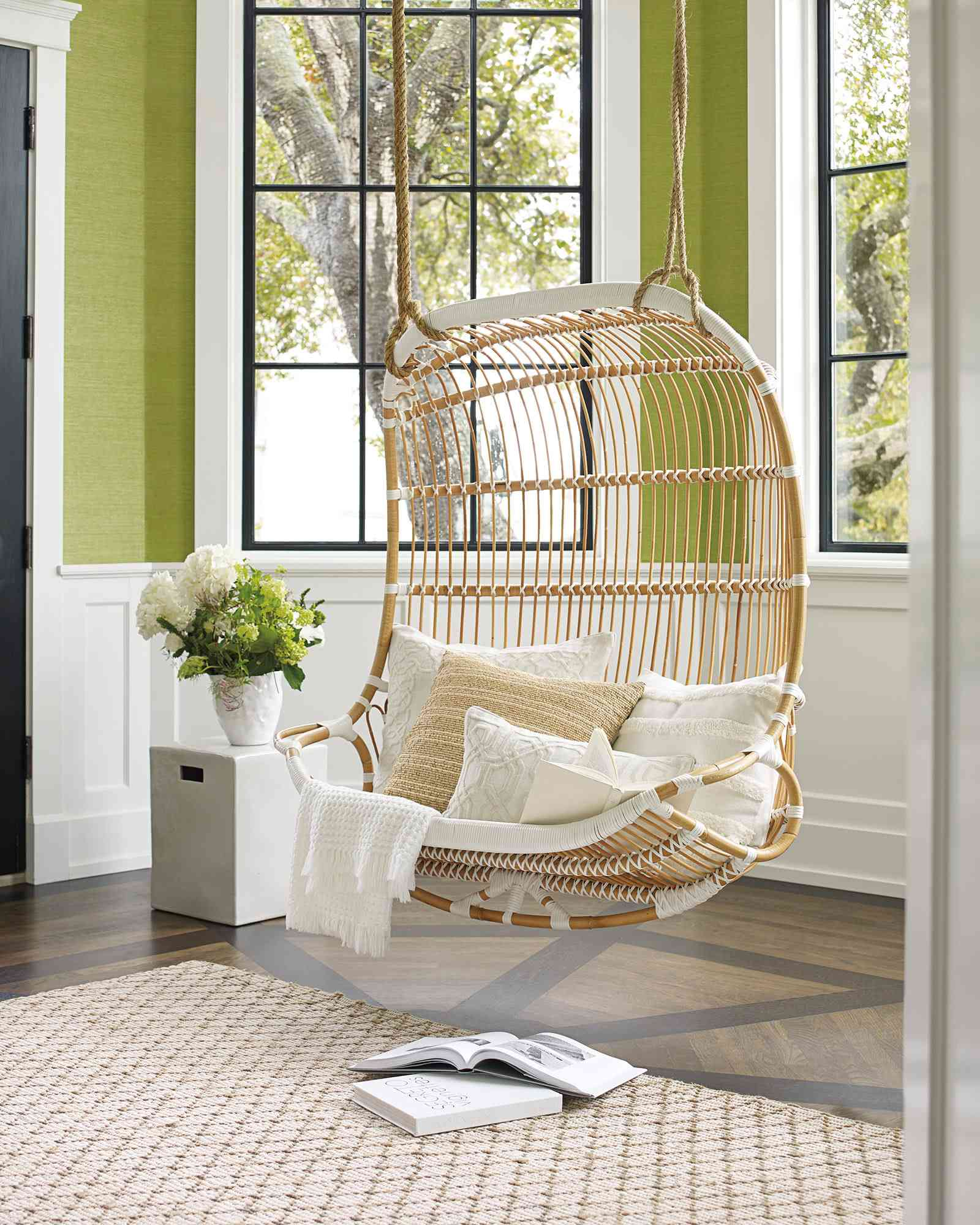 7 Hanging Chairs To Make Any Room Look Cooler