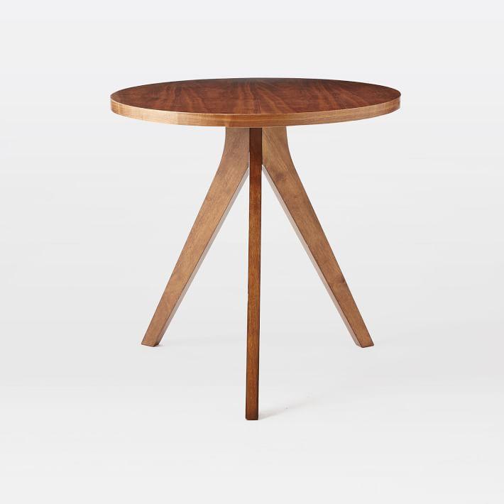 Tripod Dining Table - Walnut