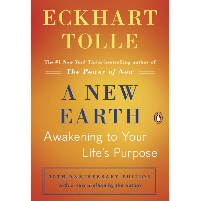 Una nueva tierra por Eckhart Tolle