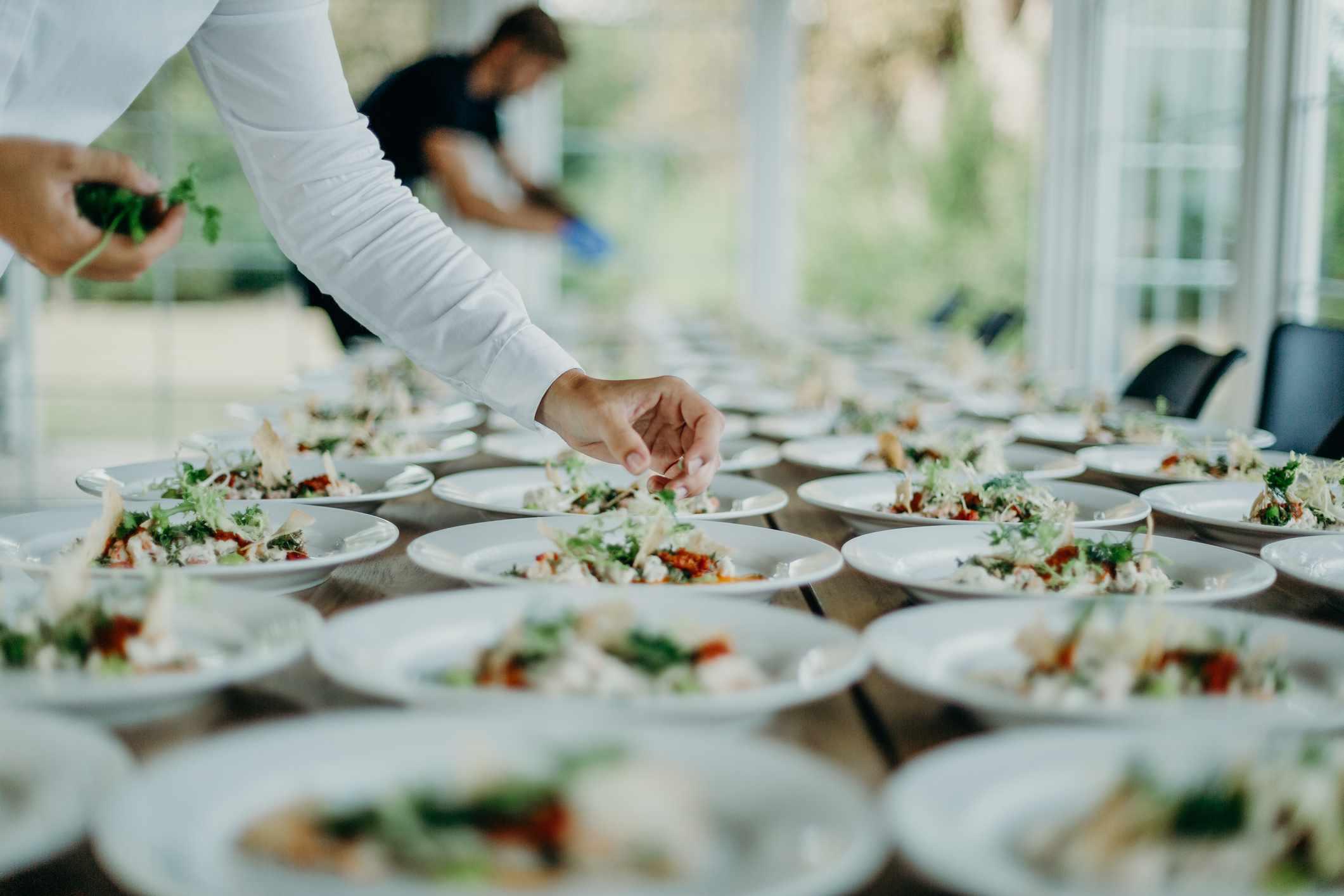 comida de boda