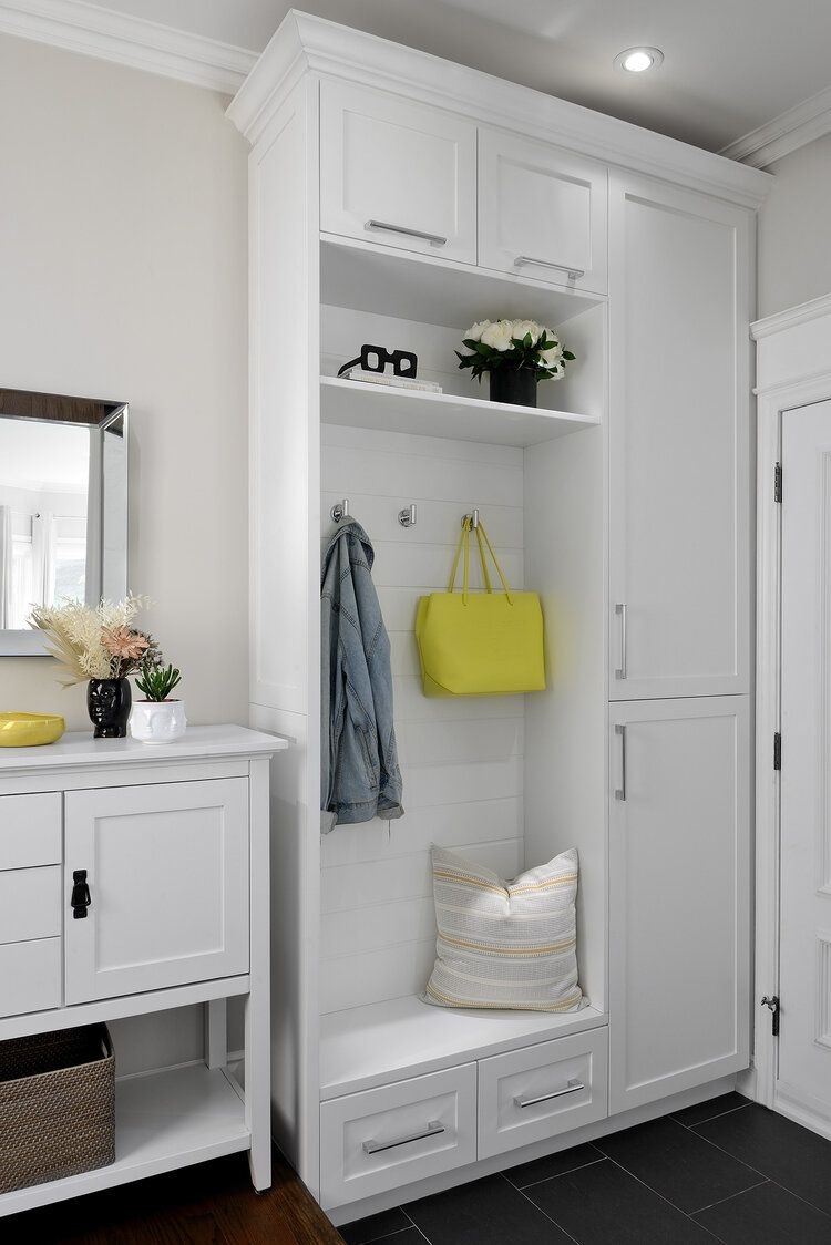 pops of color closet
