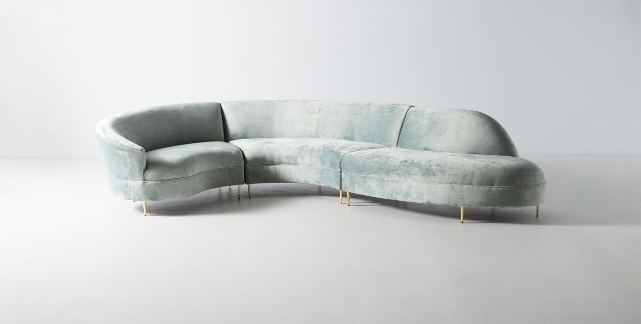 grace serpentine sofa