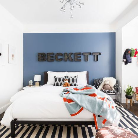 2 Interior Designers Share Their Stylish Little-Boy Bedroom Ideas