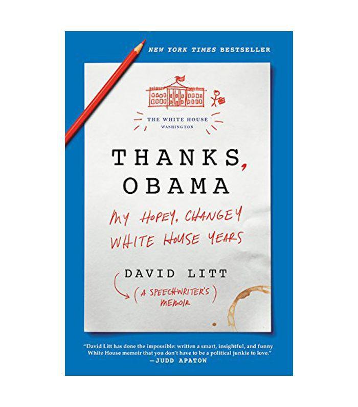 Thanks, Obama by David Litt