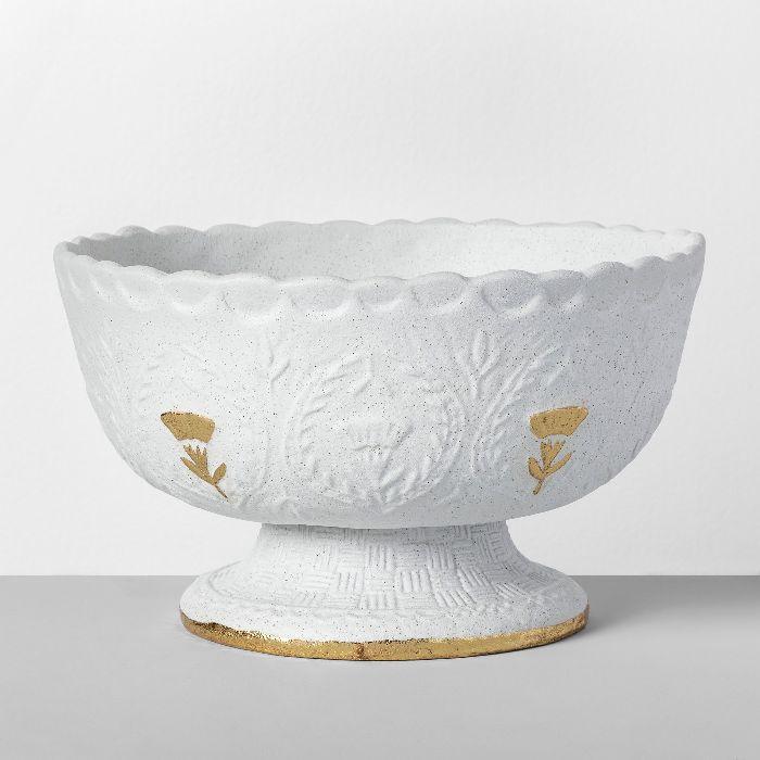 Opalhouse Decorative Stoneware Bowl