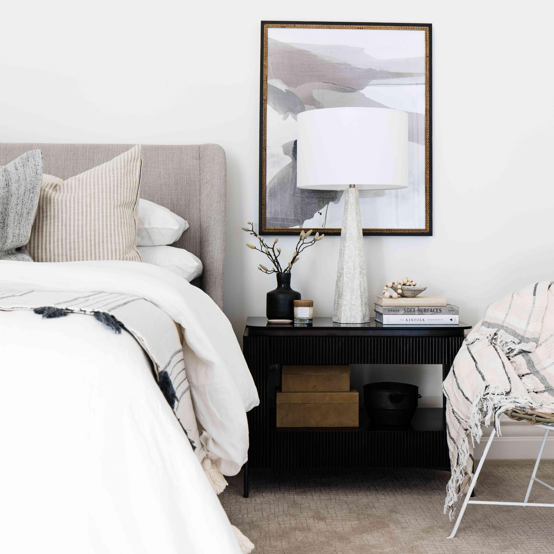 arizona home tour - guest bedroom