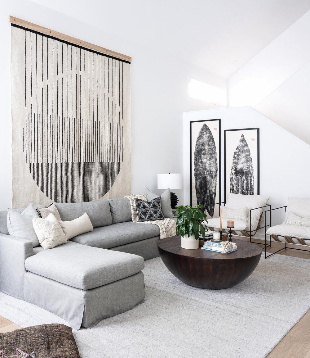 Gray Living Room Ideas That Are Far, Grey Couch Living Room