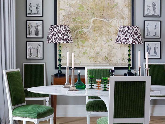 The 12 Best Dining Room Paint Colors, How To Choose Paint Color For Dining Room