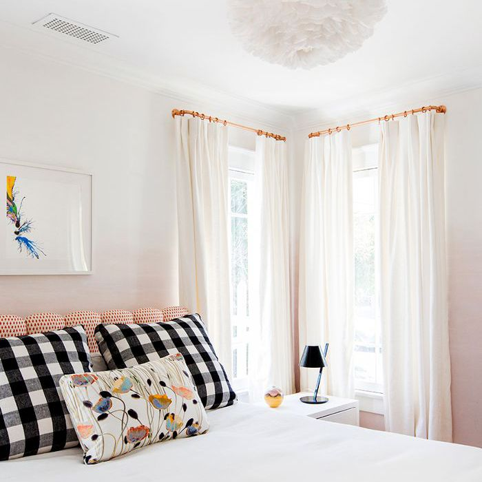 5 Pink Paint Colors Interior Designers Love