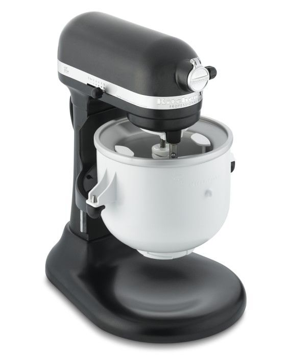 KitchenAid(R) Stand Mixer Ice Cream Maker Attachment
