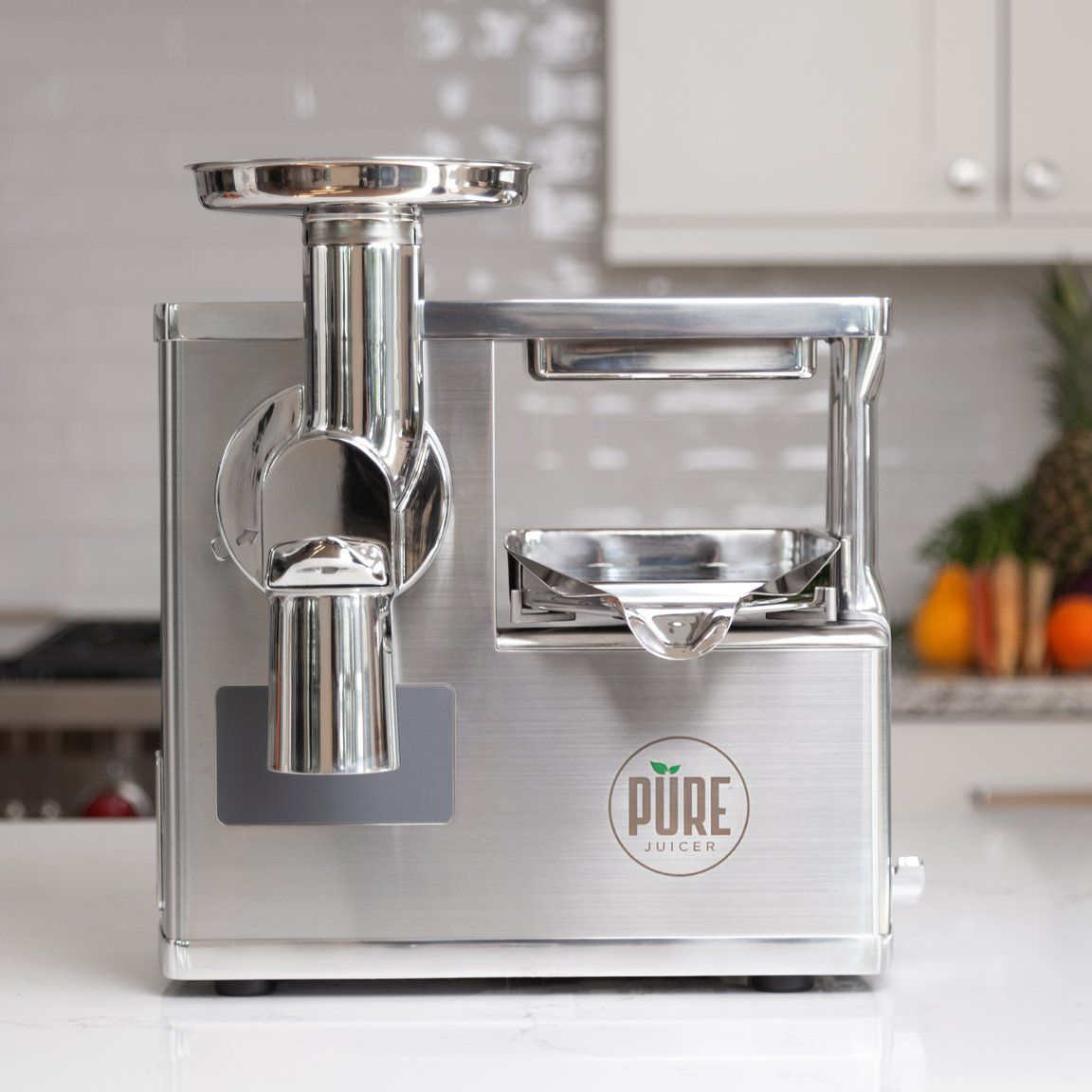 PURE Juicer Hydraulic Cold Press