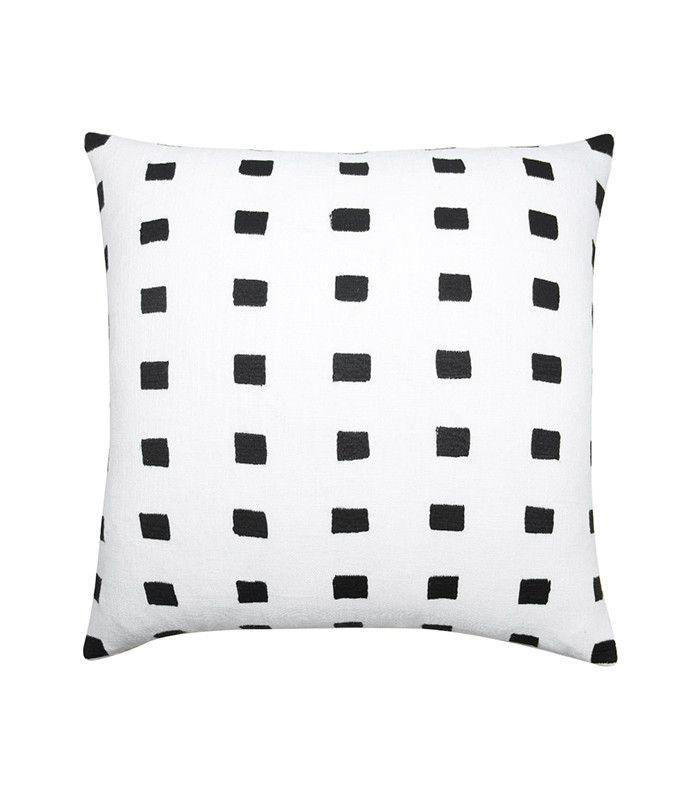 Kelly Wearstler Chalet Pillow in Ivory