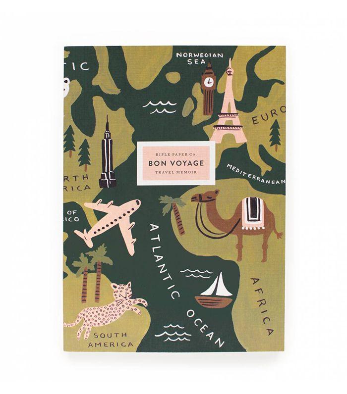 Rifle Paper Co. Bon Voyage Smyth Sewn Journal
