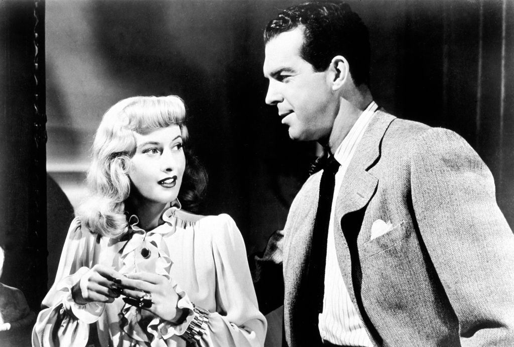 best black and white movies - double indemnity