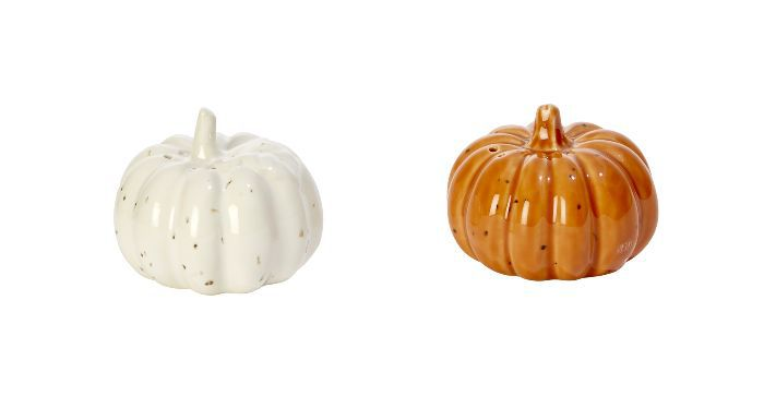 Threshold Pumpkin Salt & Pepper Shaker Set
