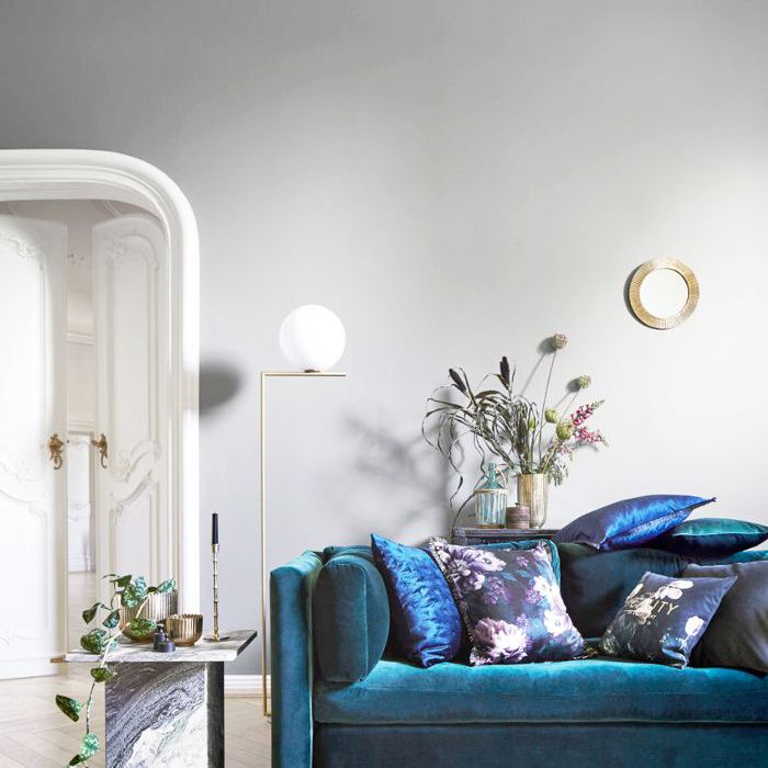 throw pillows—H&M