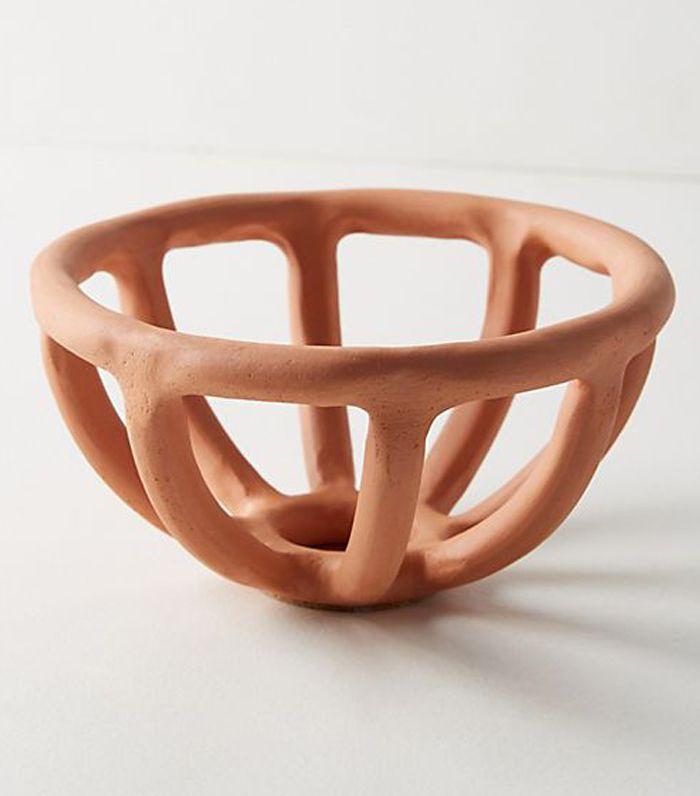 Sin Ceramics Pronged Bowl