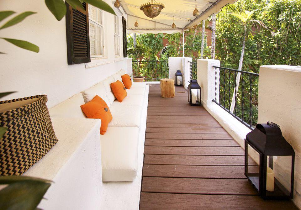 metal porch railing design