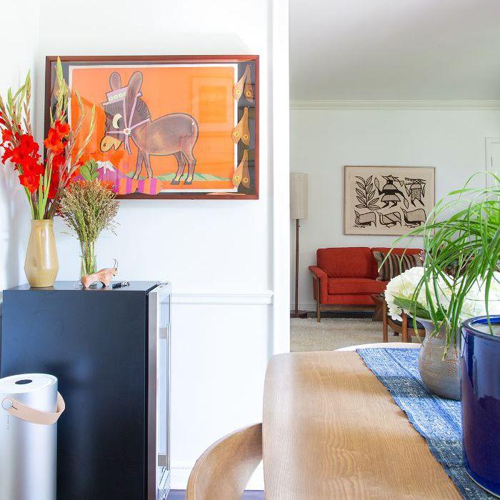 Tour An Interior Designer's Charming Los Feliz Apartment