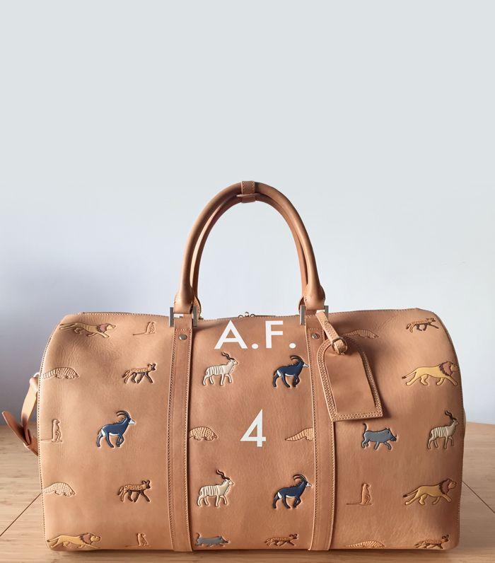 Savannah Bag Number 4