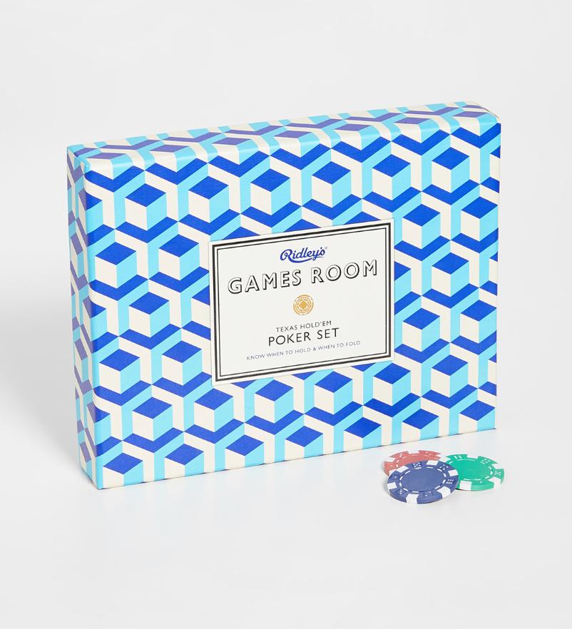 Ridley's Games Poker Set