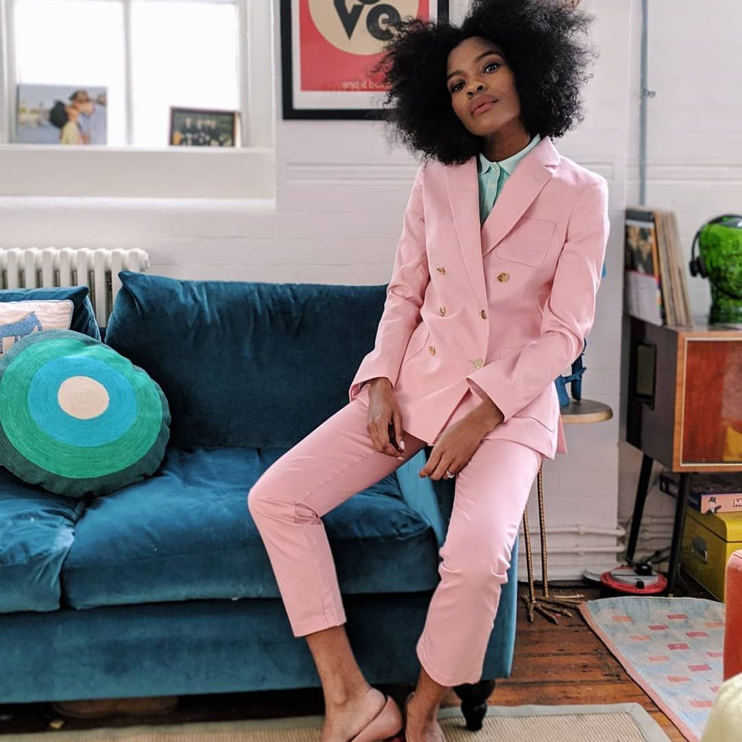 French blogger and influencer, Freddie Harrel.
