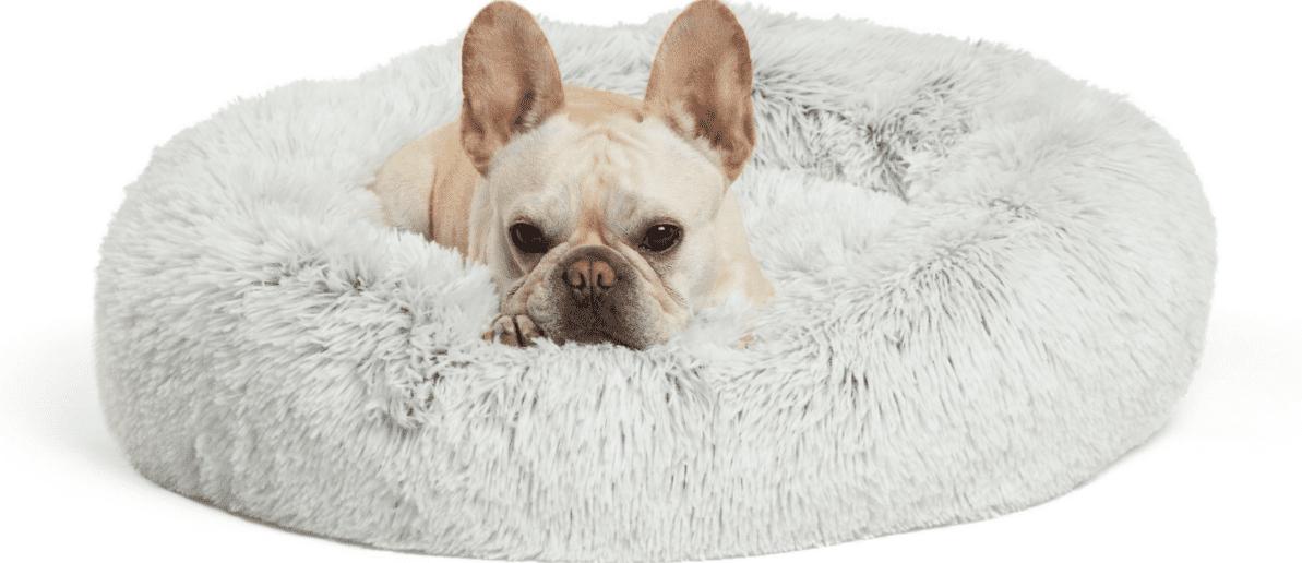 shag-fur-bed