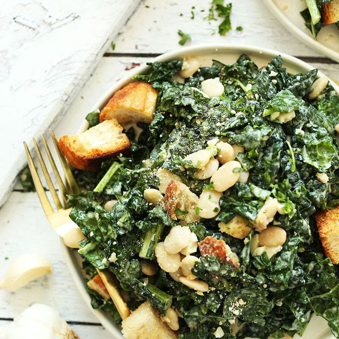 Got 15 Minutes? Whip Up One of These Insanely Delicious Kale Salads