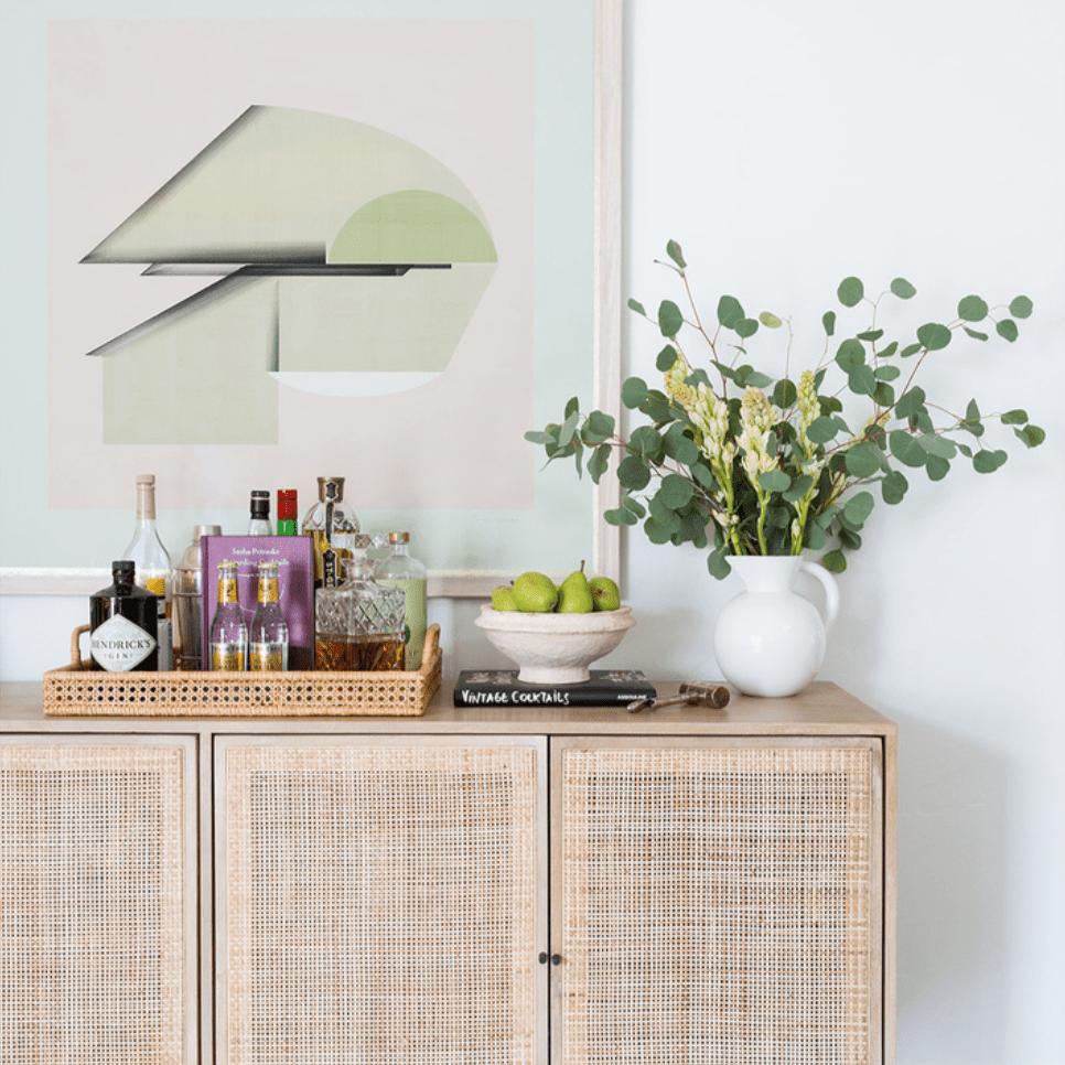 Amy Bartlam; Design: Whitney Campeau Interiors