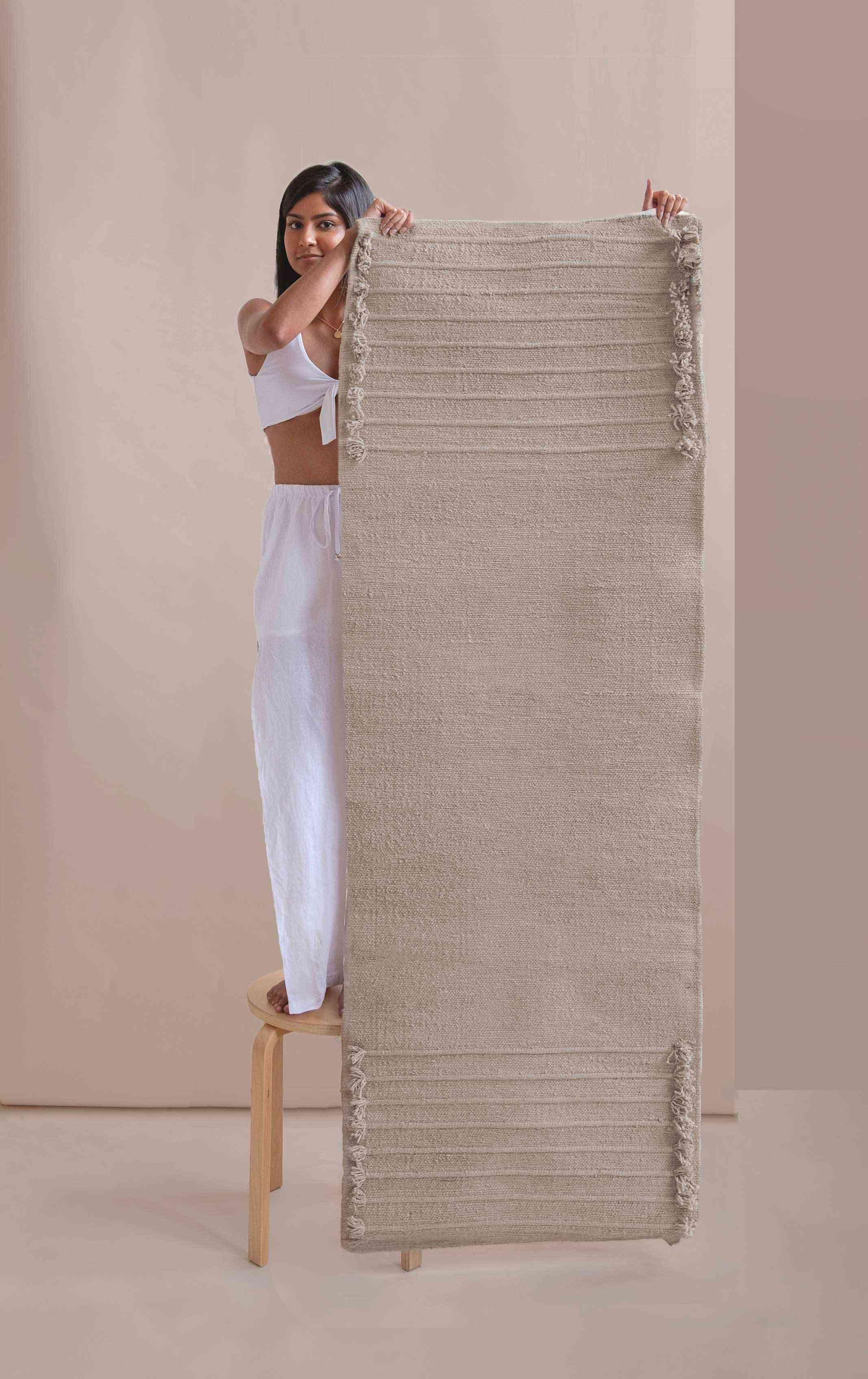 Oko Living Herbal Yoga Mat
