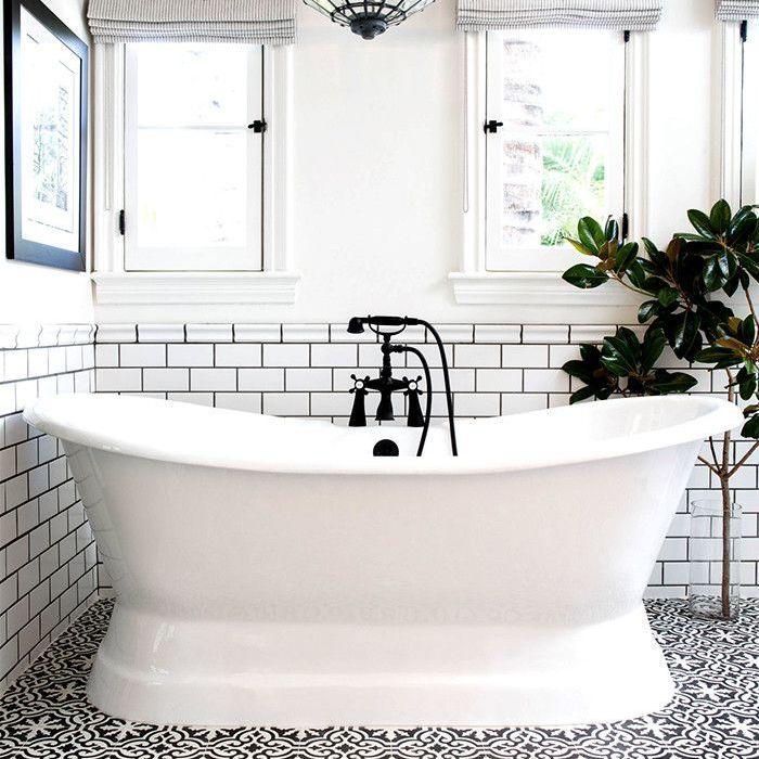 decoración de baño